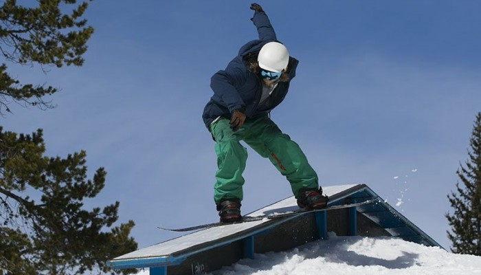Rail Jam - Shake the Lake