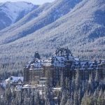 Family-Friendly Lodging in Banff National Park