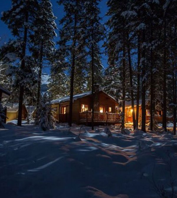 Secluded Lodges