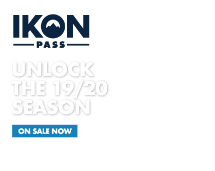 19/20 IKON Pass Sale