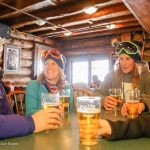 Apres Ski at Banff Lake Louise Sunshine