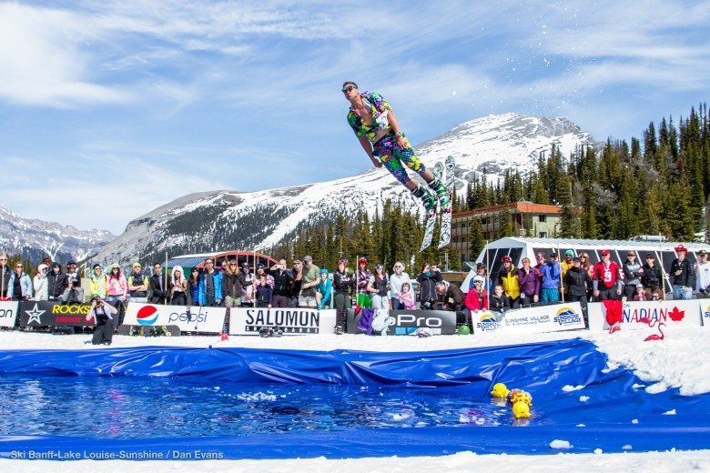 Pond Skimming World Cup