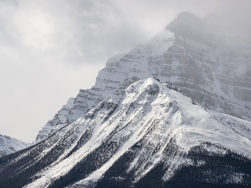 Banff National Park Home To 3 World Class Ski Resorts