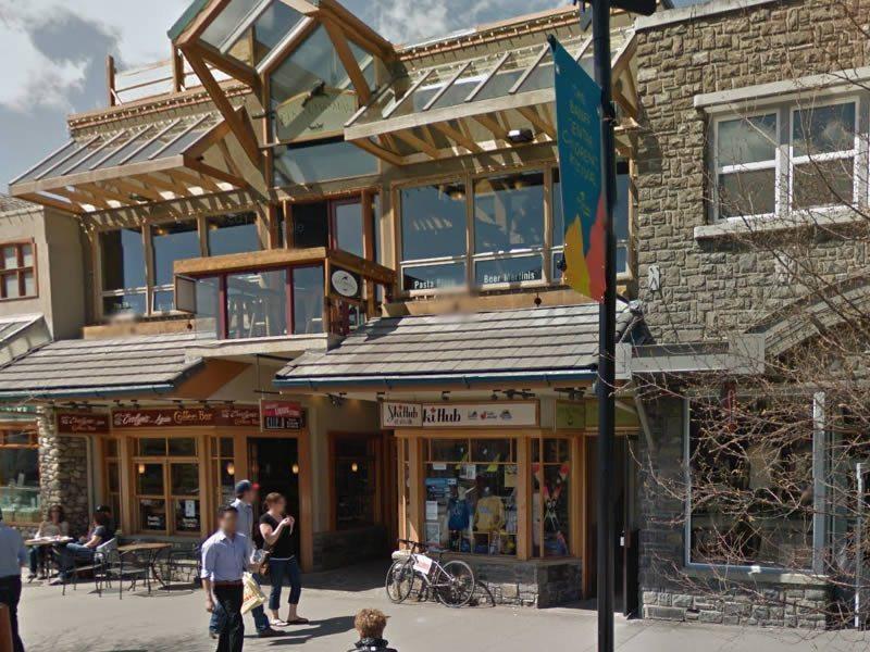 Banff Ski Hub