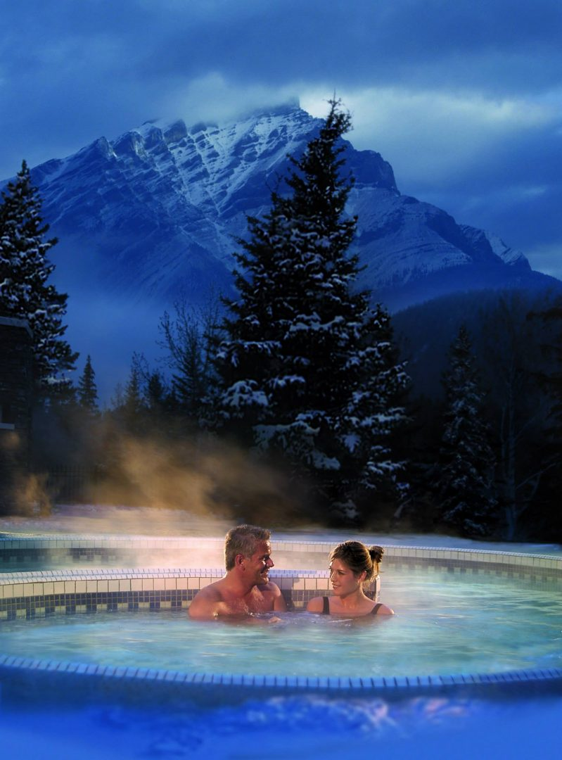 Hot Springs, Spa & Wellness