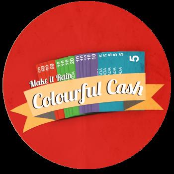 Colorful Cash