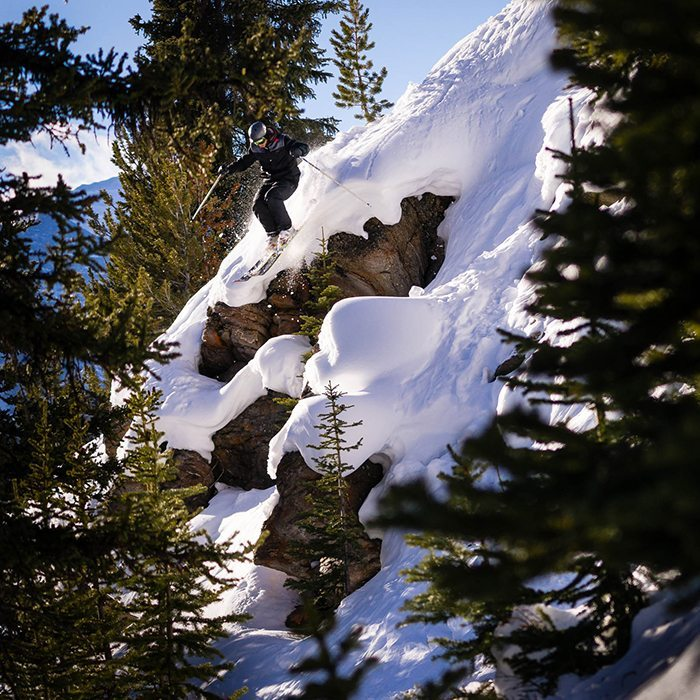 Lake Louise Ski Resort | Photo by Les Crawley