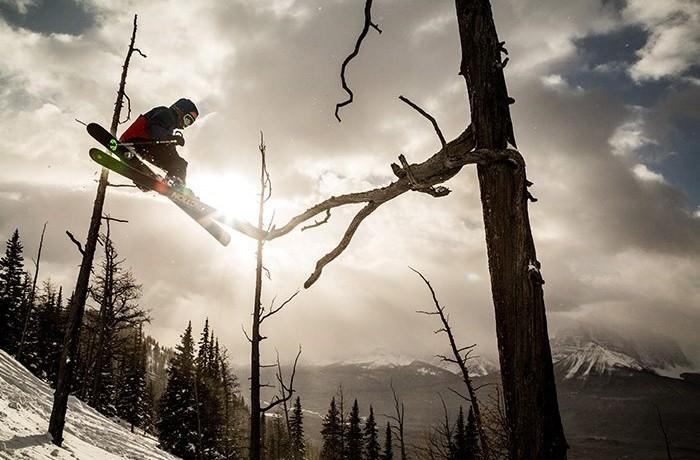 Vince Goyette at Lake Louise Ski Resort | Photo by Dan Evans