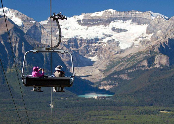 Lake Louise Ski Resort | Sightseeing | Gondola