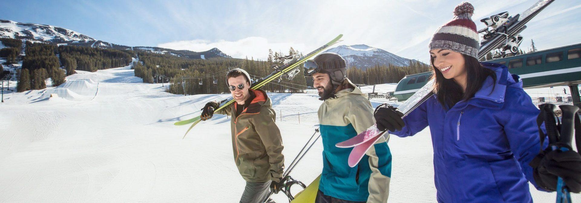 Ski Trip to Banff & Lake Louise