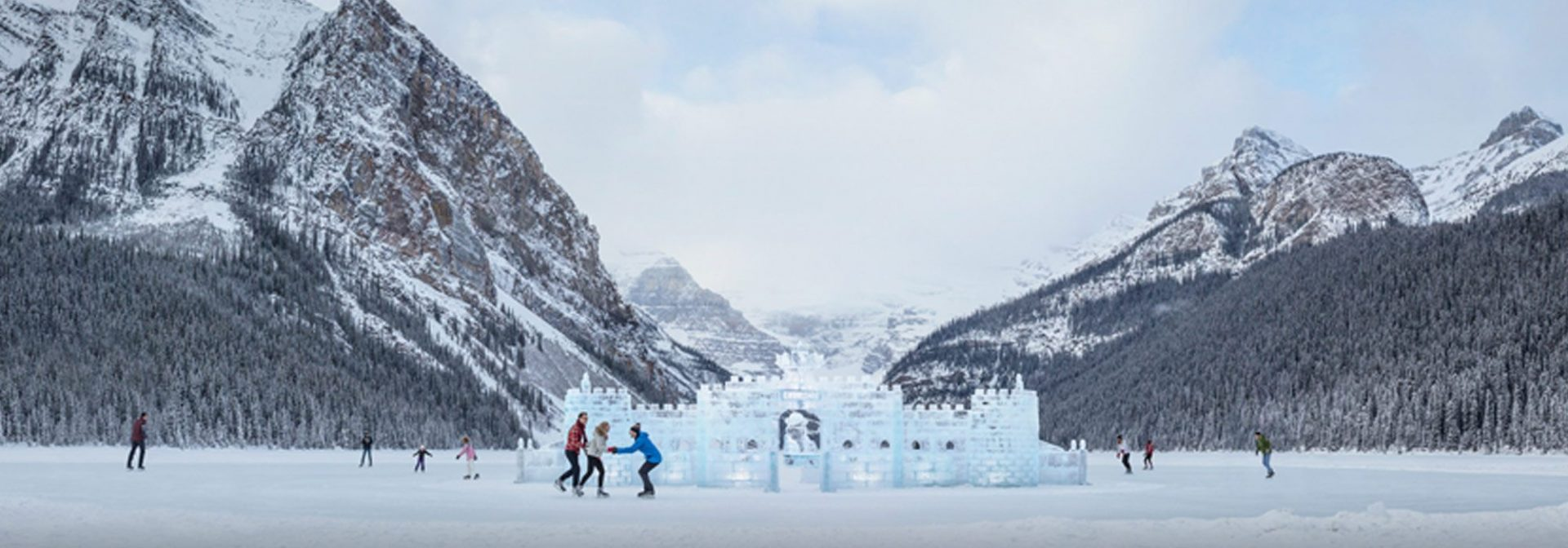 The Ice Magic Festival is an unmissable highlight of the Banff & Lake Louise social calendar. Photo: Travel Alberta