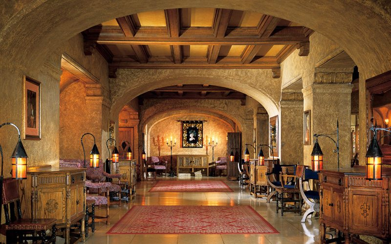 The lobby, hallways and hidden corridors of the The Fairmont Banff Springs Hotel are worthy of their own tour. Photo: Trip Advisor.
