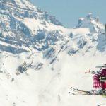 Sunshine Village Ski Resort. Photo: Paul Zizka.