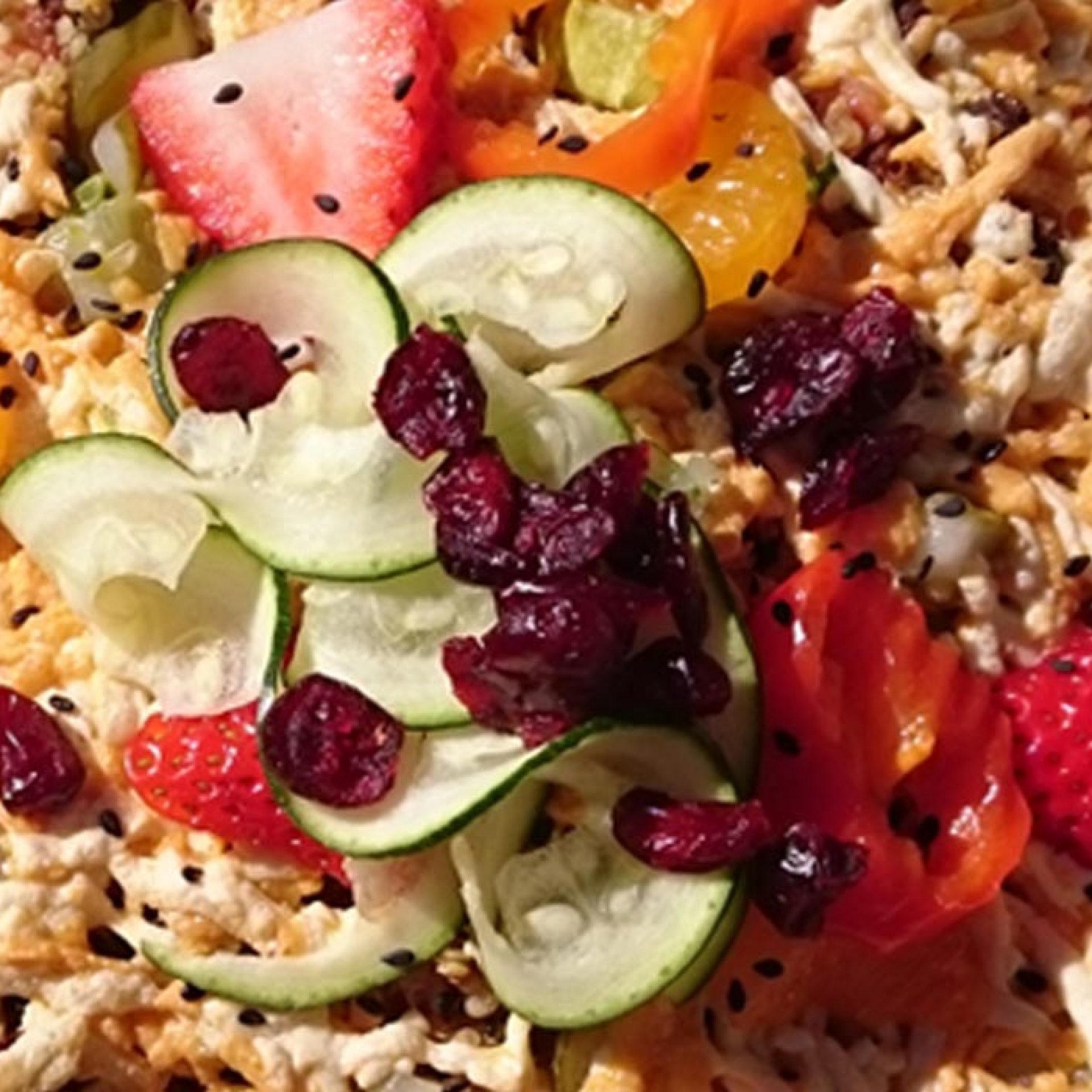 Healthy, vegan, vegetarian, gluten-free, dairy-free food in Banff Lake Louise