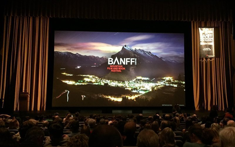 Head to Banff Centre for Arts and Creativity for dinner and a show. Photo via @gregnorton17 on Twitter.