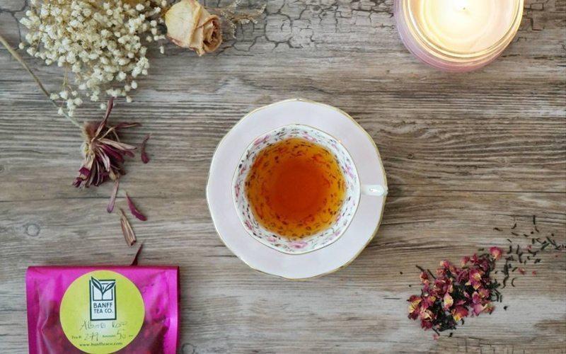 Banff Tea Co is a tea-lover's paradise. Photo via @hin_a on Instagram