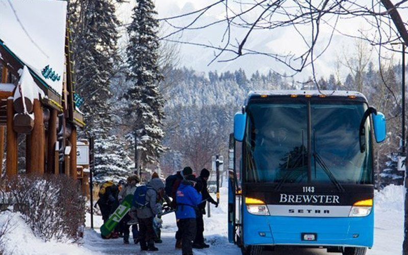 Ski shuttles between Ski Big 3 resorts and local hotels make transport a breeze.