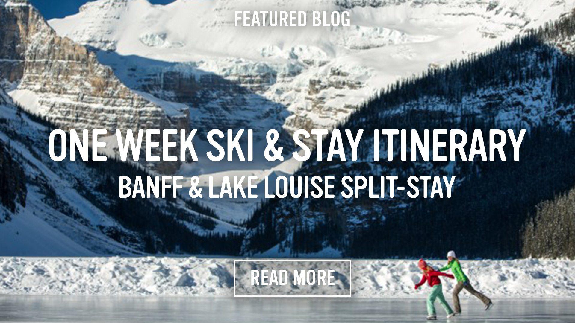 One Week Split Stay