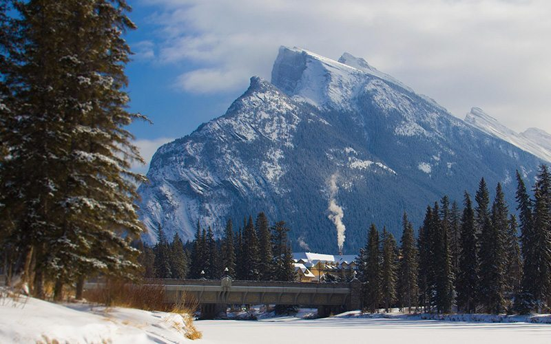 Mt.Rundle