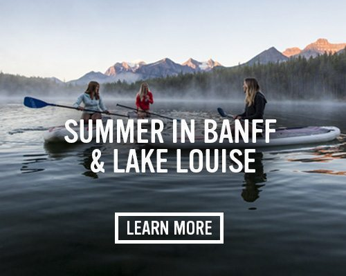 Summer in Banff & Lake Louise