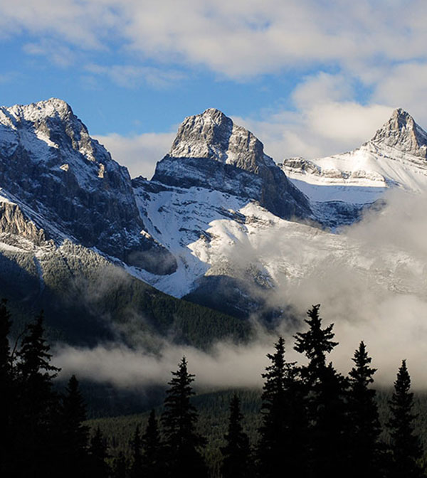 Discover Canmore
