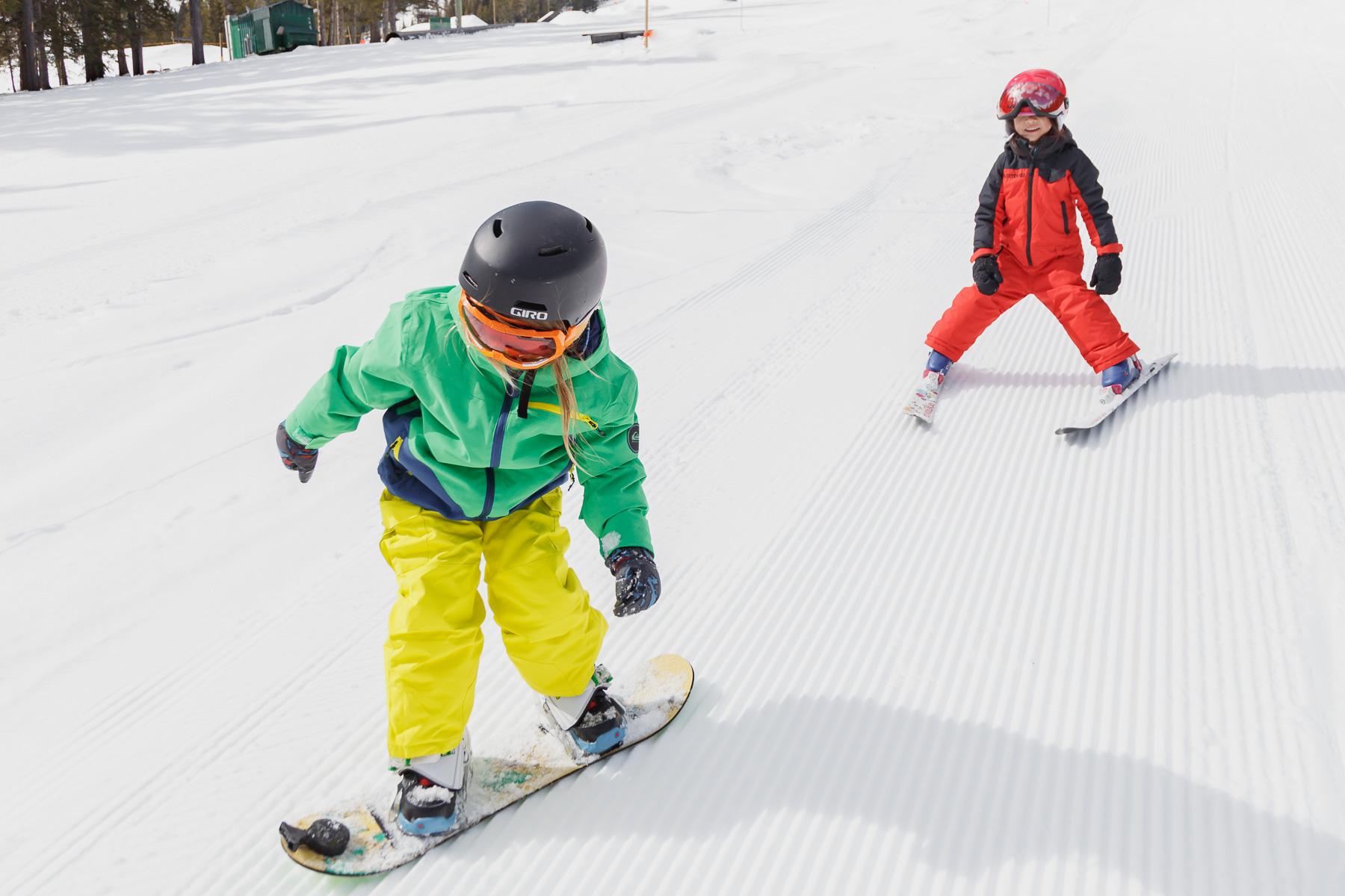 Mt Norquay Kids Program