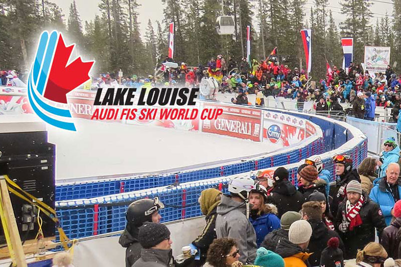 LAKE LOUISE AUDI FIS SKI WORLD CUP