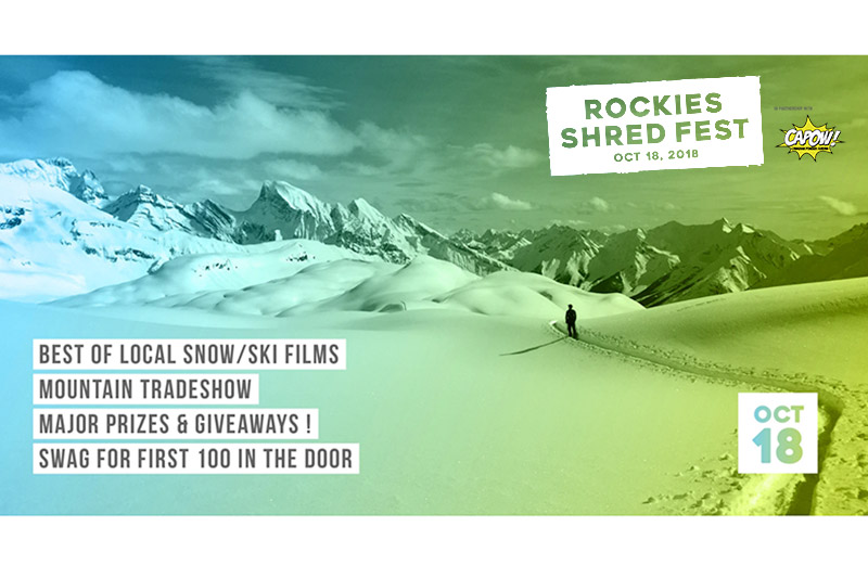 Rockies Shred Fest