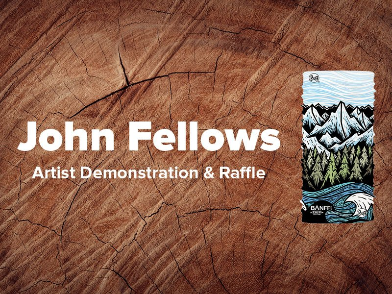 John Fellow Artist Demonstration & Raffle