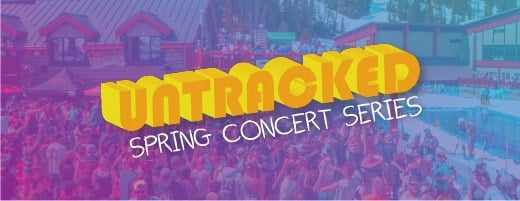 Untracked Concert Series at Banff Sunshine
