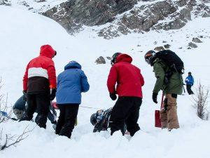 Avalanche Awareness Days at Lake Louise Ski Resort