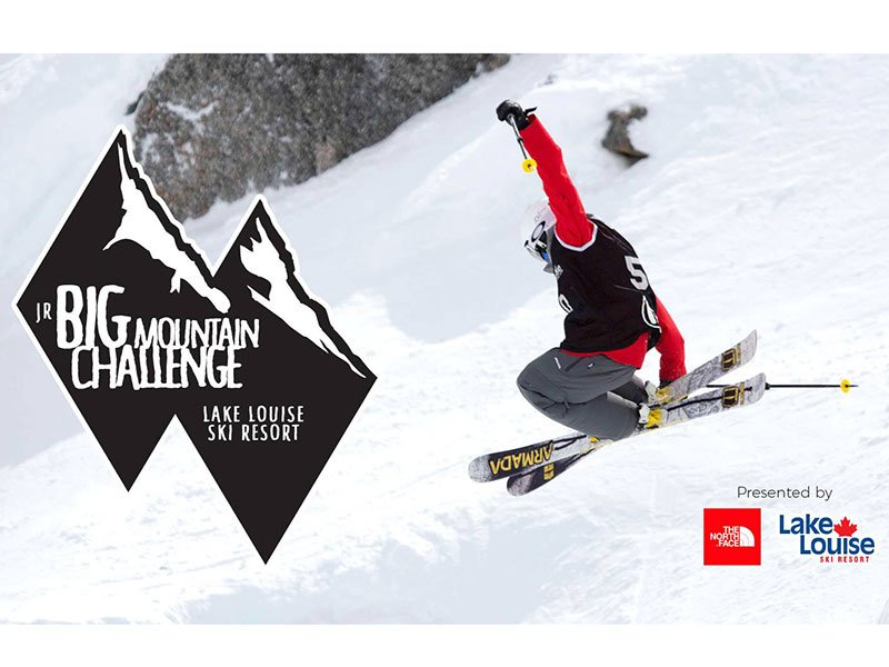 The North Face Jr Big Mountain Challenge at Lake Louise Ski Resort