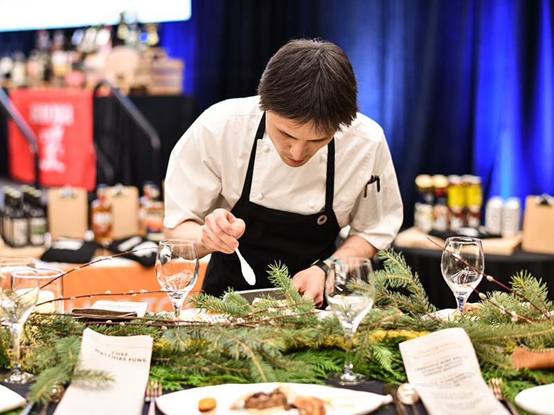 Cochon555 Epic Culinary Event in Banff