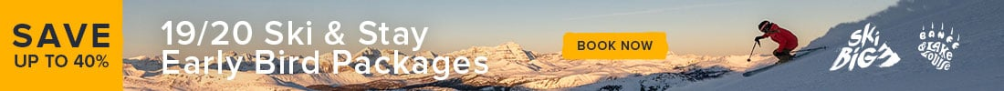 Ski & Stay Early Bird Packages
