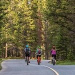 Top Routes to Ride Your E-Bike in Banff This Summer