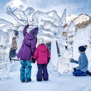 Ice Magic Festival, Banff National Park
