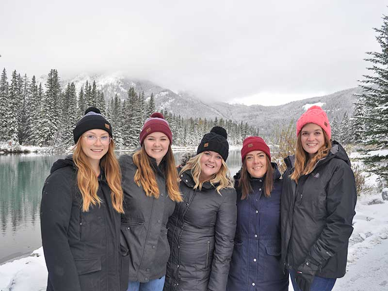 SkiBig3 Reservations Team, Banff National Park