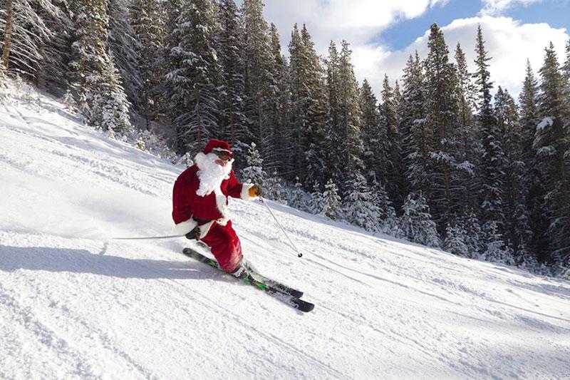 Christmas Cheer at Lake Louise