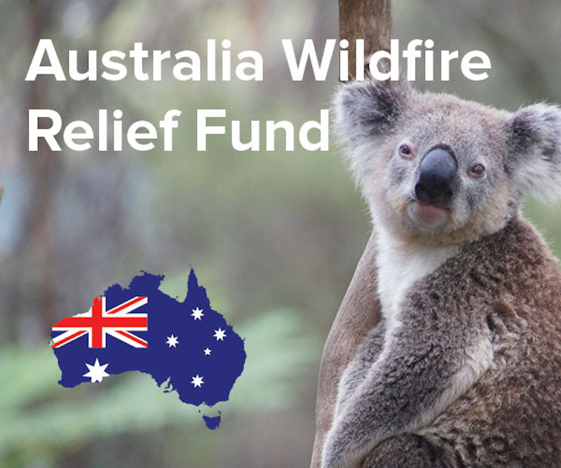 Australia Wildfire Relief Fund with SkiBig3