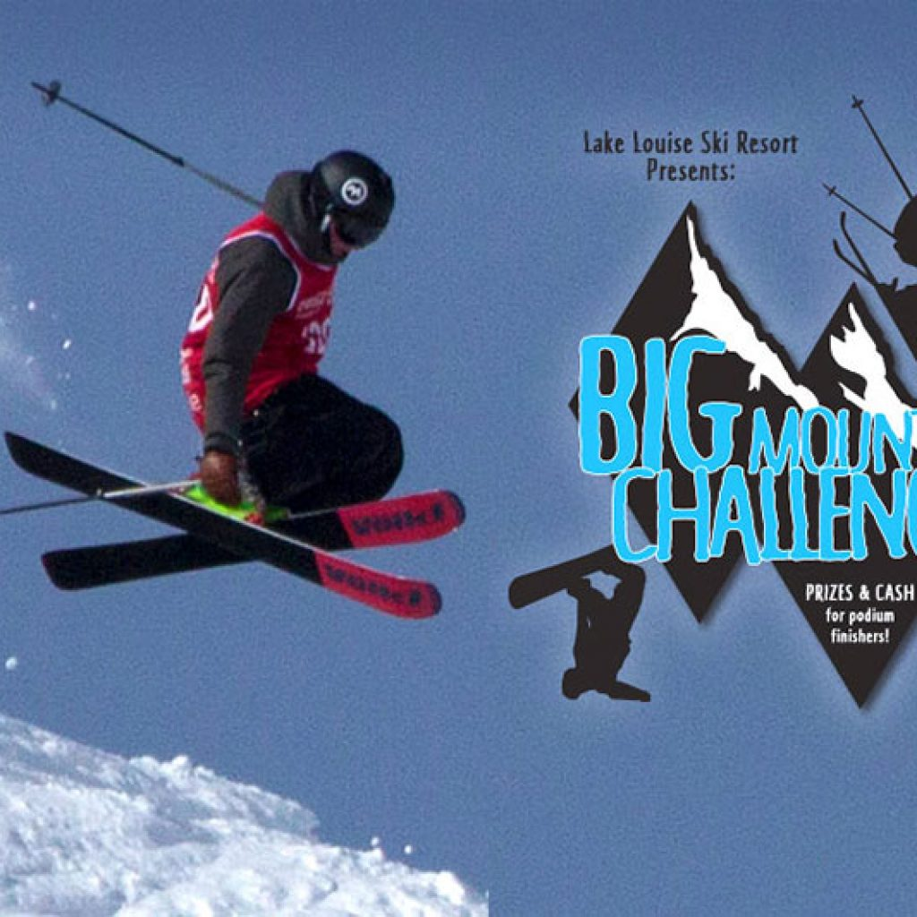 Big Mountain Challenge at Lake Louise Ski Resort