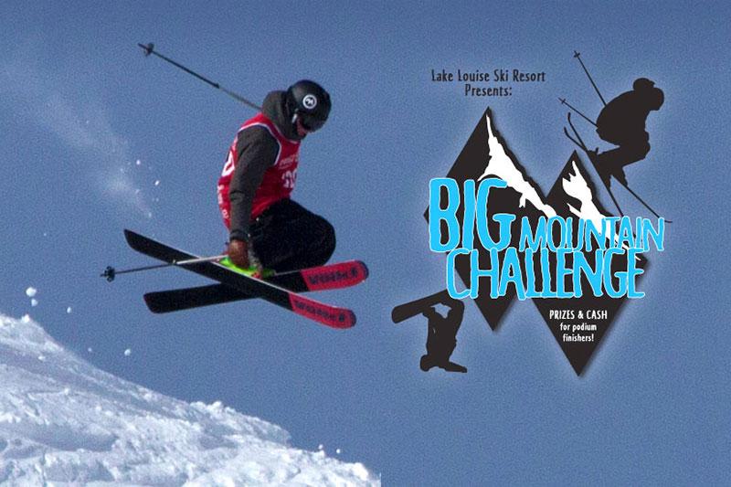 Big Mountain Challenge at Lake Louise Ski Resort