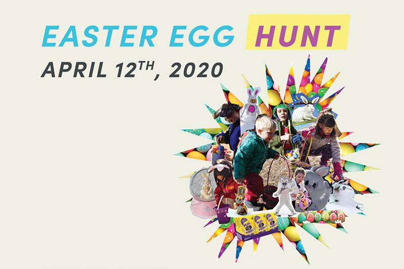 Easter Egg Hunt at Mt. Norquay