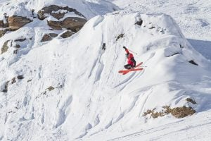 Freeride World Qualifier 2* at Lake Louise Ski Resort