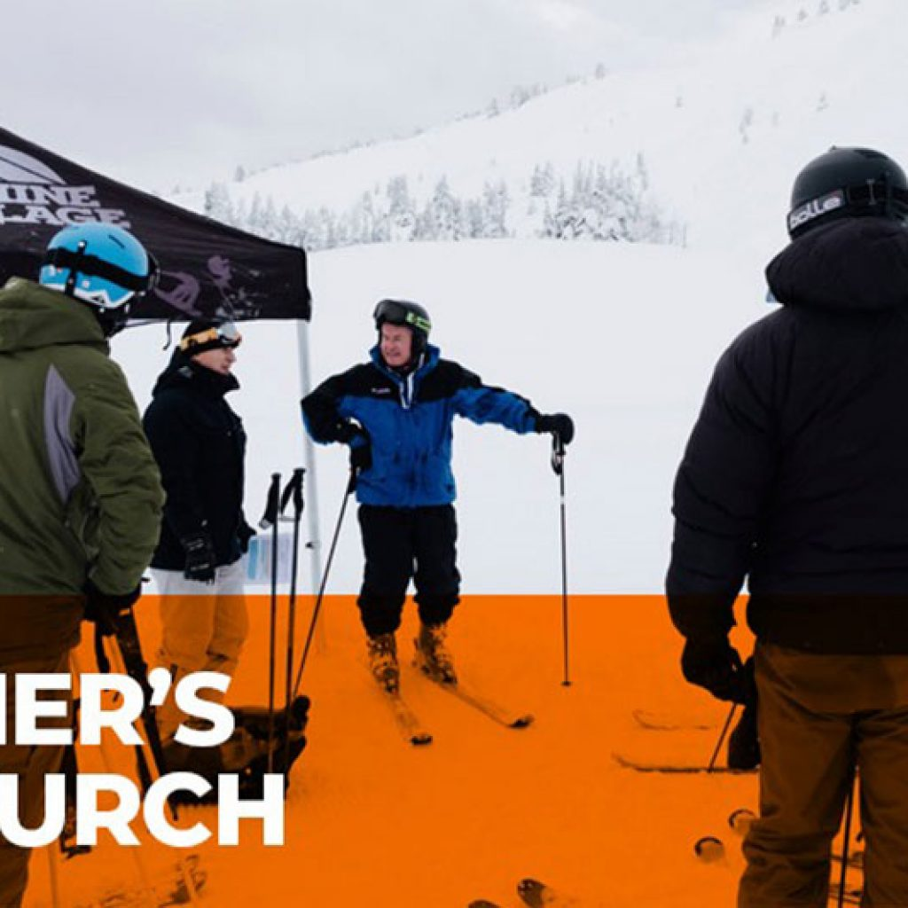 Skier's Church