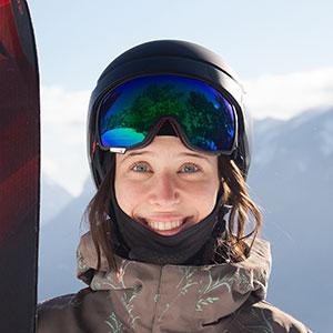 SkiBig3 Ambassador 19/20 Tori Anderson