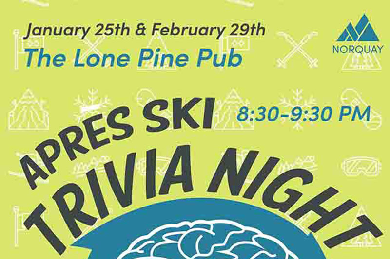 Après Night Ski Trivia at Mt Norquay