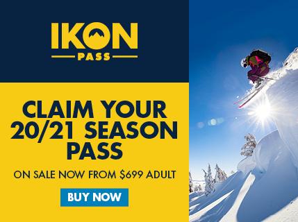 Ikon Pass 2020 Spring Launch