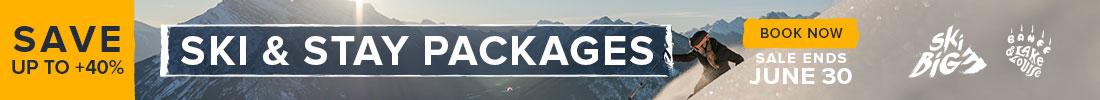 SkiBig3 Ski & Stay Packages