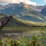 Epic Paddleboarding in Banff National Park